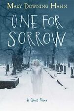 One for Sorrow: A Ghost Story, Hahn, Mary Downing