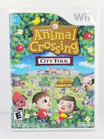 Animal Crossing City Folk (Nintendo Wii, 2008)