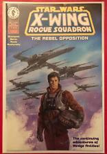 Star Wars: X-Wing Rogue Squadron (1995) #1 - Signed Dynamic Forces Variant DHC