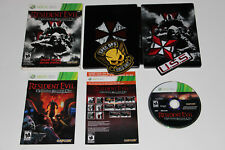Resident Evil: Operation Raccoon City Special Edition (Microsoft, Xbox 360,2012)