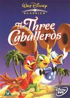 Three Caballeros - DVD Region 2 Free Shipping!