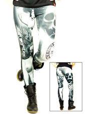 Yakuza bodenlange Damen-Leggings