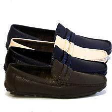 Runde Markenlose Herren-Business-Schuhe