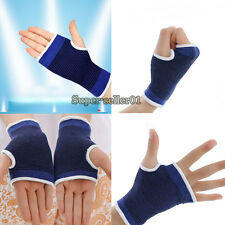 2PCS Beatiful Wrist Hand Support Glove Elastic Brace Sleeve Sports Bandage Charm