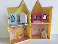 "PEPPA PIG SECRET TOWER UK Exclusive 11"" Playset, Character Options 2003"