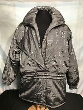 METROPOLIS BY COULOIR WOMENS  INSULATED JACKET COAT Size 10