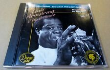 Louis Armstrong & His Orchestra Vol II: Heart Full Of Rhythm 1936-1938 (CD)