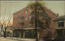 Bristol RI Hotel Belvedere c1910 Postcard