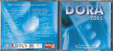DORA 2005 CROATIAN SONG FOR EUROVISION SONG CONTEST-NEAR MINT CD-BORIS NOVKOVIC