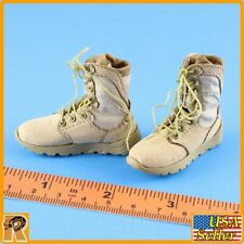 Desert Wolf PLA - Boots (for Feet) - 1/6 Scale - Flagset Action Figures