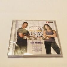The Biggest Loser Workout Mix: Top 40 Hits, Vol. 1 by Various Artists (CD, 2008,