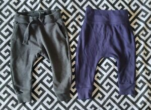 Baby Boys Leggings And Joggers Bundle 9-12 Months