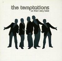 The Temptations - At Their Very Best [CD]