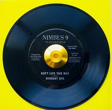 *** BARNABY BYE *** CAN'T LIVE THIS WAY **VG++ *NORTHERN SOUL *WIGAN CASINO