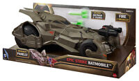 Batman VS Superman Dawn Of Justice Epic Strike Batmobile Model DHY29 MATTEL
