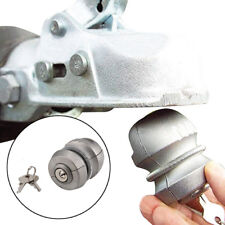 Tow bar security Coupling universal Hitch tow ball lock Ball Caravan Trailer