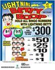 Lightning Betty Boop Seal Card Game