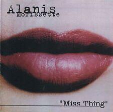 "ALANIS MORISSETTE ""Miss Thing"" Live 1996 Amsterdam Oxygen Import CD"