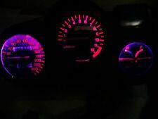 Pink Yamaha FZ750 1985 - 1991 LED Dash Kit de conversión de Reloj lightenupgrade