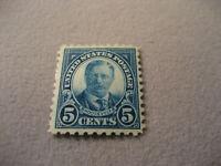 US Stamp Scott #586 MH OG