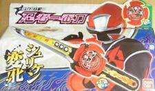 Bandai Power Rangers Shuriken Sentai Ninninger Ninja Ichibantou Ninja Sword F/S