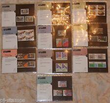 Nederland Complete jaargang 1991 PTT mapjes - 10 mapjes postprijs ƒ 26,90