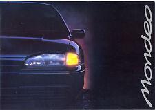 Ford Mondeo range c.1993/94 UK market brochure