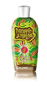 SuperTan Super Sensation Pineapple & Mango 200 ml. 3-fach Bronzer+Anti-Ageing
