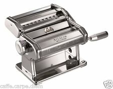 MARCATO Atlas 150 mm Sfogliatrice Cromo Pasta Maker Lasagne ITALY dough sheeter