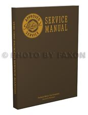 Packard Shop Manual 1946 1947 1948 1949 1950 Repair Service Series 20 21 22 23