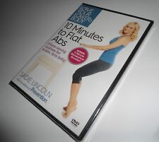 Love Your Lower Body: 10 Minutes to Flat Abs Sadie Lincoln (DVD NEW) Workout Ten