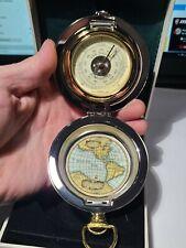 Dalvey Scotland Traveling Barometer-German Precision Instrument-In Box