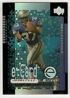 Shaun Alexander Seattle Seahawks Alabama 2000 Upper Deck e-Card
