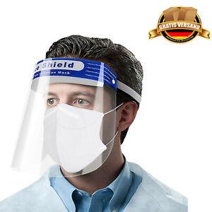 Gesichtsschutz Faceshield Gesichtsmaske Schutzvisier Visier *auswahl* aus DE