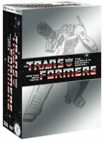Transformers: The Complete ORIGINAL Series (DVD, 2011, 15-Disc Set) NEW & SEALED