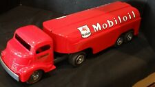 SMITH MILLER MOBILGAS SEMI & TRAILER