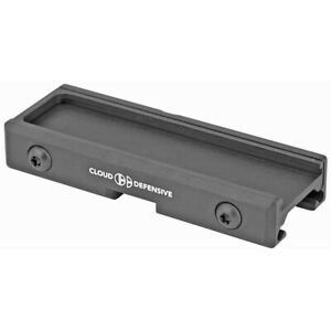 Cloud Defensive LCSMK2K-BLK LCS Black Picatinny Mount For Pro-Tac Switch