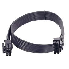 Cooler Master V700 V850 V1000 V1200 CPU 8Pin to 4+4pin 8P Power Supply Cable tbs