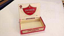 Vintage Swisher Sweets Cigar Box