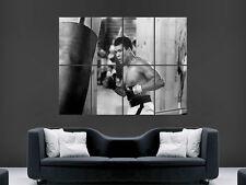 Muhammad Ali Boxe LEGGENDA CASSIUS CLAY Gigante Poster Art Print GRANDE ENORME