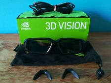 NVIDIA 3D Vision P854 Lunettes Sans Fil Wireless Glasses