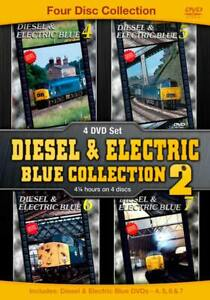 Diesel & Electric Blue Collection No.2 (4 disc set)