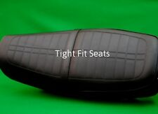 Motorcycle Seat Cover Complete With Strap - HONDA CB100N - NO HONDA LOGO