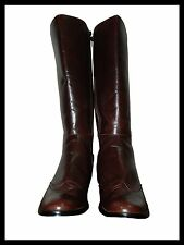 Zip Casual Solid Riding, Equestrian Shoes for Women