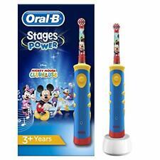 Oral-B Stages Moc Mickey Mouse elektryczną