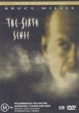 The Sixth Sense (DVD, 2-Disc set), R-4, Like new (Discs: NEW), FREE SHIPPING