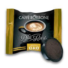 100 Capsule Caffè Borbone Don Carlo Miscela Oro compatibili a Modo Mio