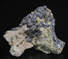 Thomas Collection Molybdenite with Quartz  New Cornelia Mine Ajo, Arizona 710079