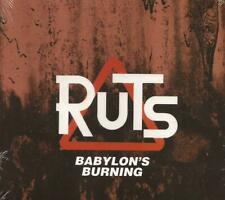 The Ruts - Babylon's Burning ( CD ) Best Of NEW / SEALED