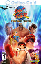 Street Fighter 30th Anniversary Collection - PC Steam Spiel Digital Download Key